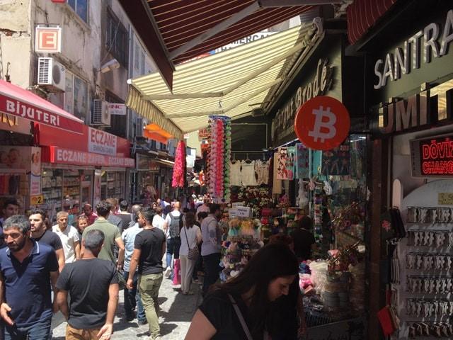 بازار 550 ساله استانبول