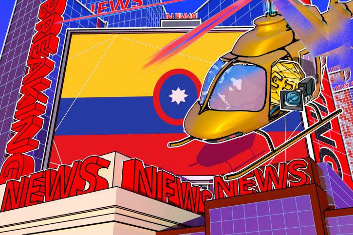مسدودسازی صرافی آنلاین ارز دیجیتال در کلمبیا