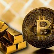 بیت کوین بجای طلا