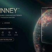 گوشیهای هوشمند مبتنی بر فناوری بلاک چین