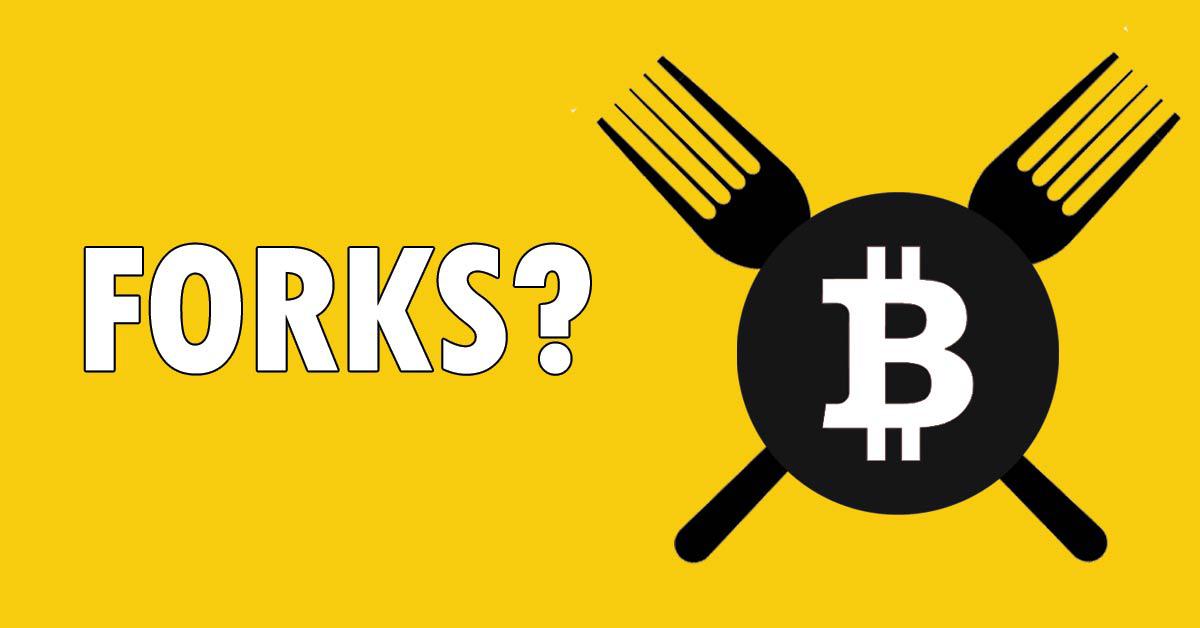 هارد فورک و سافت فورک در بازار ارز دیجیتال