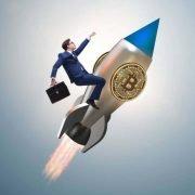 صعود قیمت بیت کوین و ارز دیجیتال