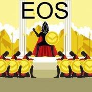 ارز دیجیتال ایاس EOS و بیت کوین