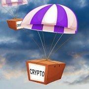 سرمایه گذاری در ارز دیجیتال با airdrop