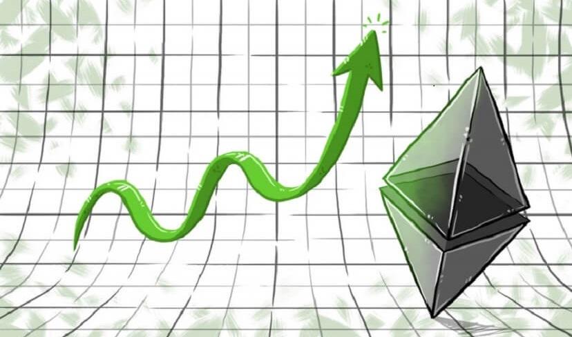 احتمال افزایش قیمت اتریوم در روزهای آینده