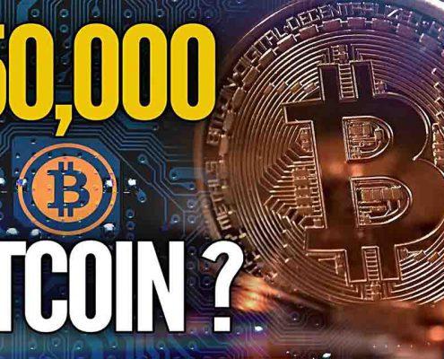 قیمت بیت کوین در انتهای سال 2018، 50 هزار دلار خواهد شد