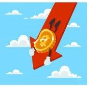 کاهش قیمت بیت کوین | آیا بیت کوین نجات خواهد یافت؟