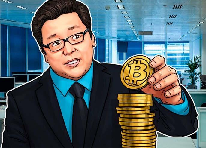 tom lee : تا پایان سال قیمت بیت کوین به 15 هزار میرسد!!