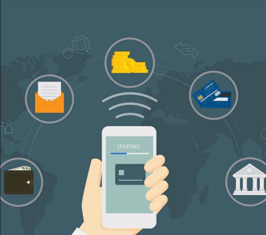 محبوبیت خرید و فروش ارزهای دیجیتال برای پرداخت های بین المللی خصوصا بیت کوین
