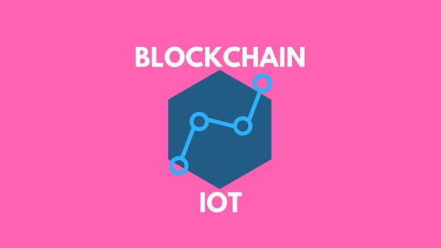 Blockchain IoT Link