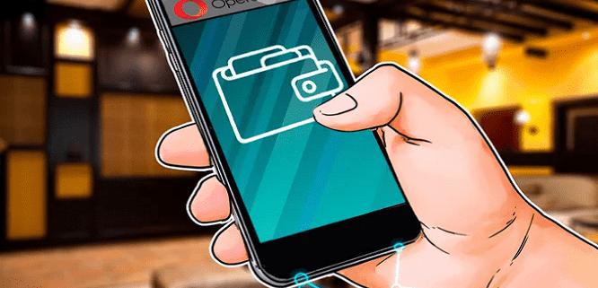 کیف پول ارز دیجیتال در اپرا و فناوری بلاک چین