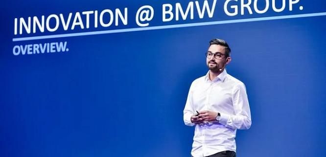 bmw و فناوری بلاک چین