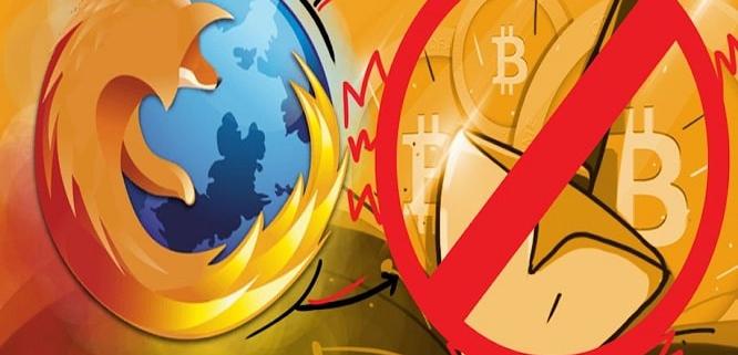 استخراج مخفیانه ارز دیجیتال در فایرفاکس