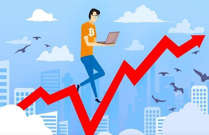تریدر یا سرمایه گذار در بازار ارز دیجیتال بیت کوین