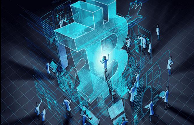قدرت هش شبکه بیت کوین