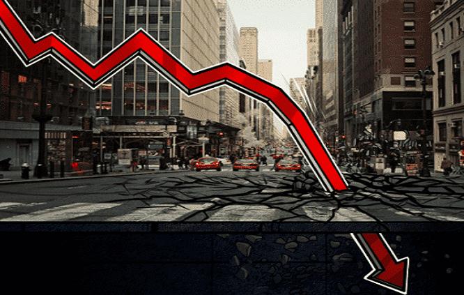 کاهش قیمت ارز دیجیتال بیت کوین