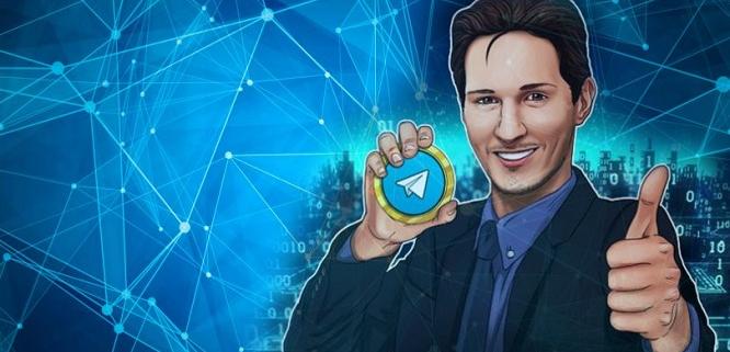 شبکه باز تلگرام
