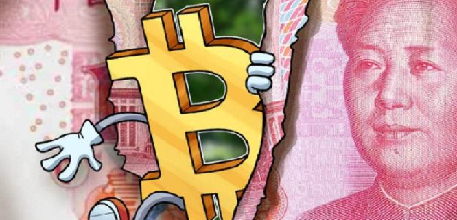 آیا کاهش قیمت یوان سبب افزایش قیمت بیت کوین خواهد شد؟