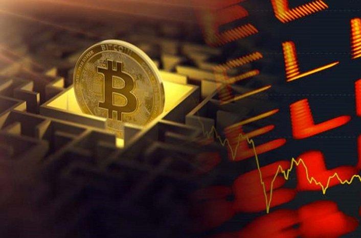 بررسی علل کاهش قیمت بیت کوین