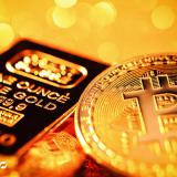 ۳ برابر شدن قیمت بیت کوین نسبت به طلا از اسفند سال گذشته تاکنون