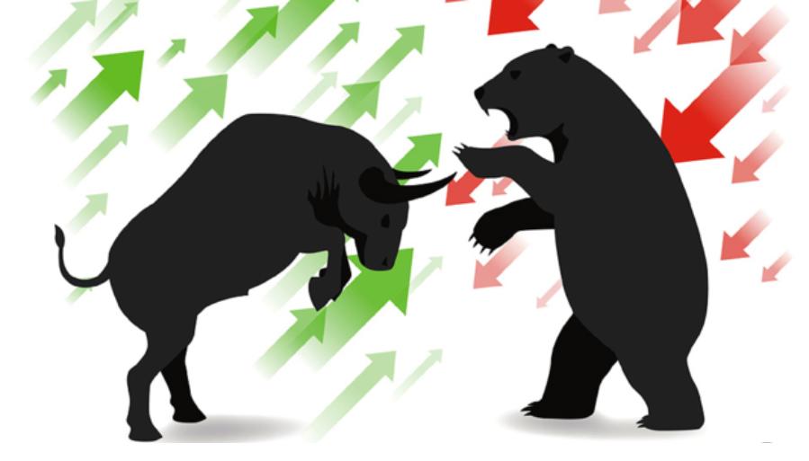 بازار خرسی و گاوی (bullish & bearish market)