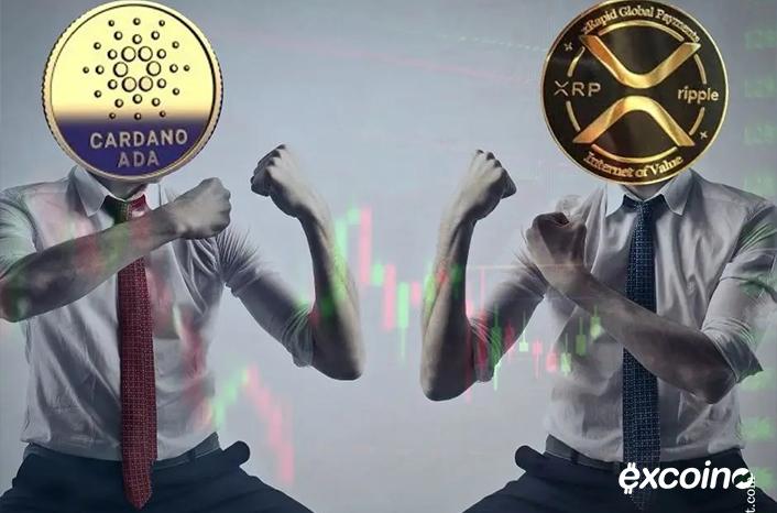 ADA VS XRP