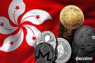 رمز ارزها در هنگکنگ